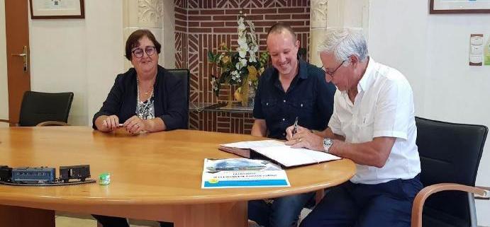 Nouvelle convention de financement de travaux avec la Fondation du Patrimoine