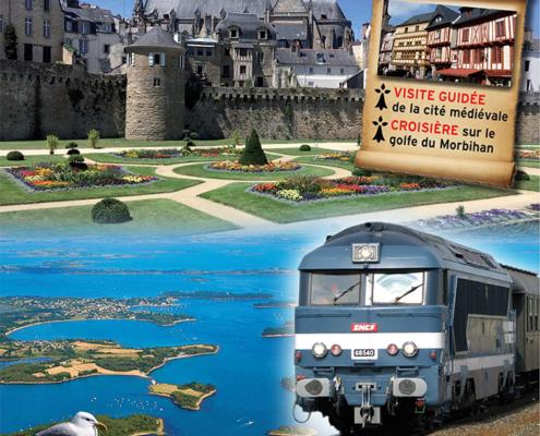 Train croisière Vannes Morbihan - 5-6 octobre 2019