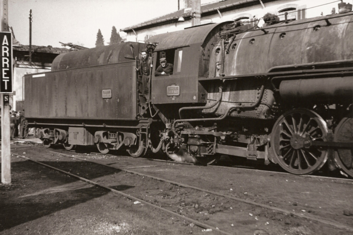 141R840 - Alès - mai 1962