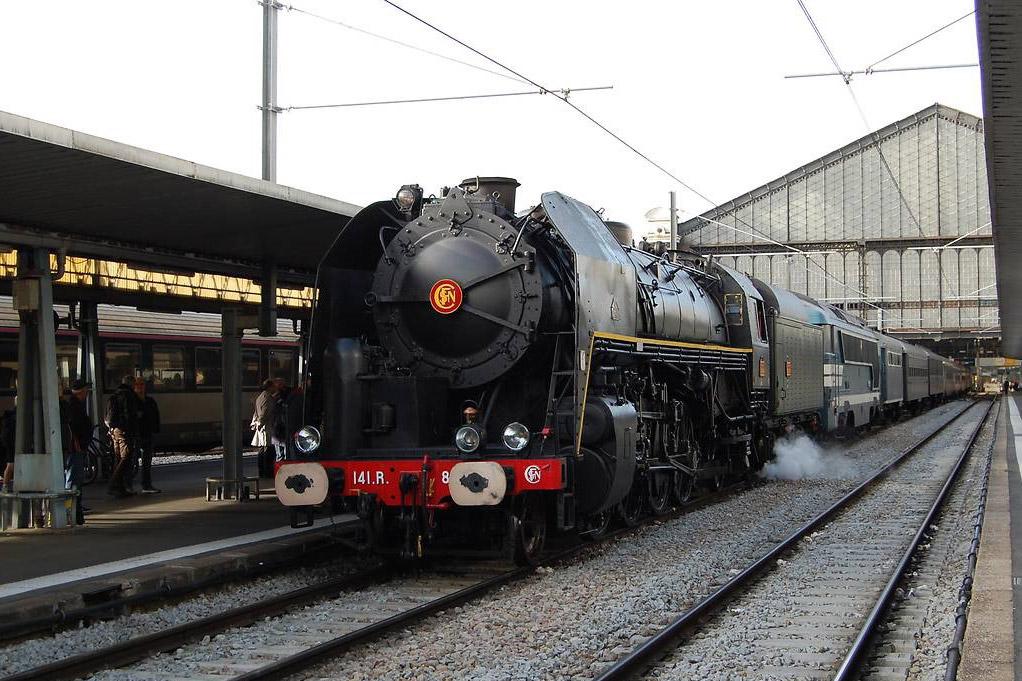 141R840 - Austerlitz - 21 octobre 2017