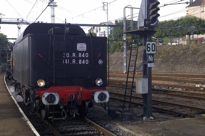 141R840 - Blois - tender