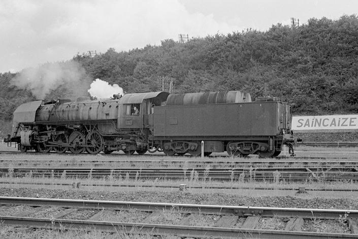 141R840 - Saincaize - août 1969