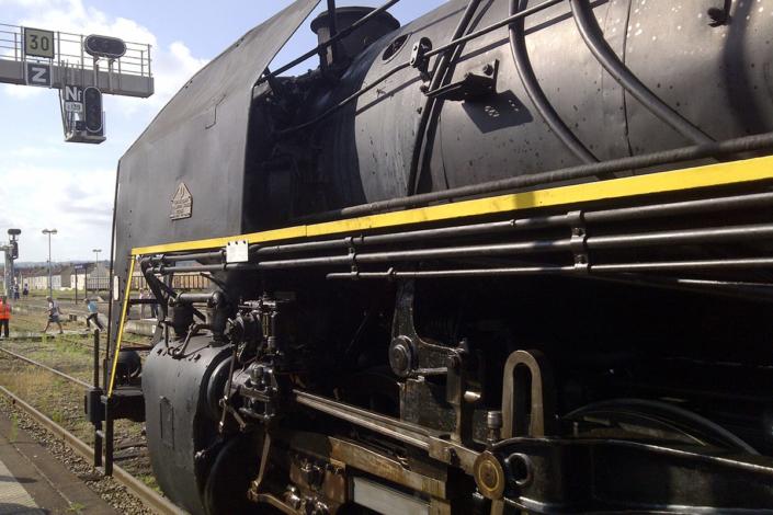 141R840 -moteur - Festirail - 23 juin 2012