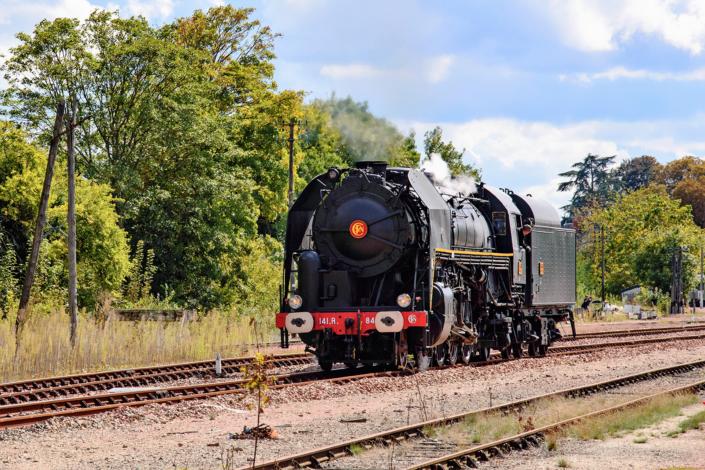 141R840 - septembre 2017 - Loches - mise en tête pour Reignac (photo V Bussereau)