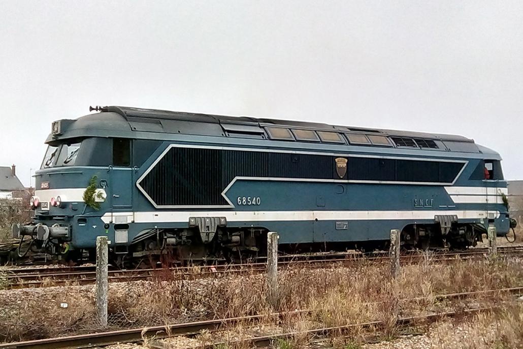 68540 - Train du Père Noël - Pithiviers - 17 décembre 2016