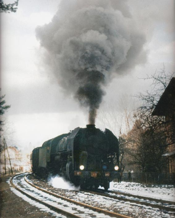 141R840 - Chêne-Bourg - Annemasse - décembre 1964