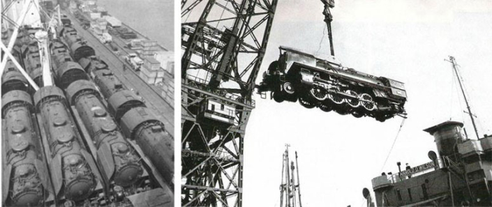 141R840 Gudrun-Maersk-Cherbourg - 1er avril 1947