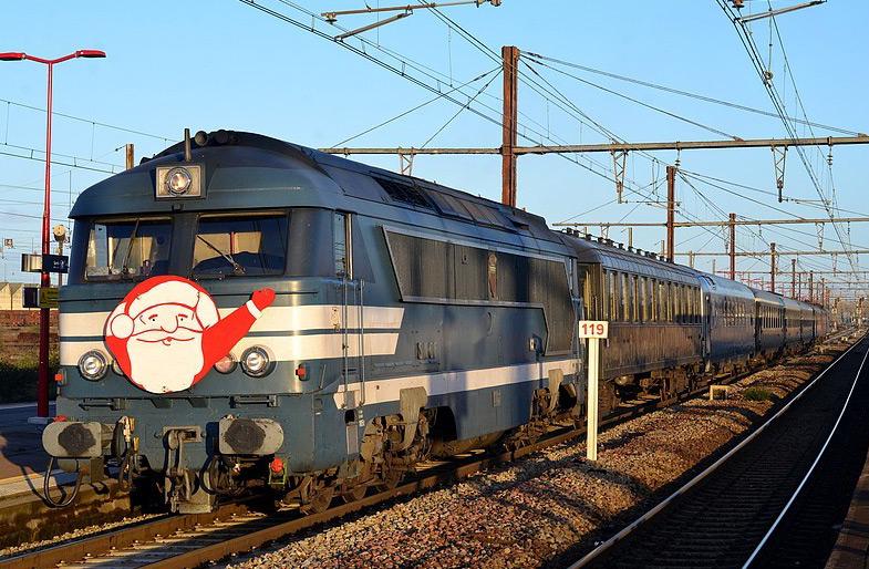 AAATV-CVL : le train du Père Noël 2019