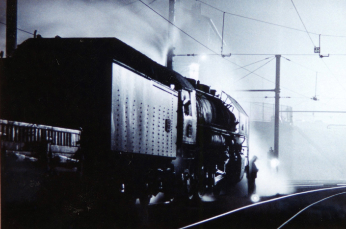 141 R 1192 - Vierzon, septembre 1969