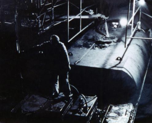 141 R 704 - Vierzon, septembre 1969