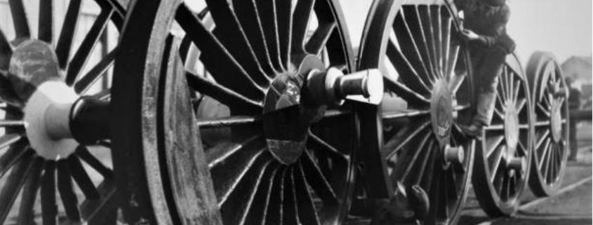 Dépôt PLM de Nevers en 1934